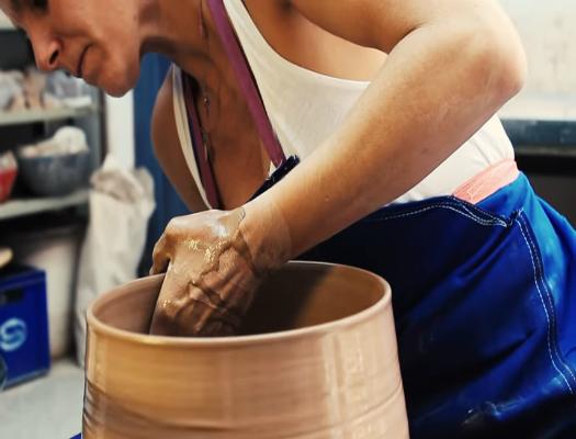 formacion de alfarero ceramista