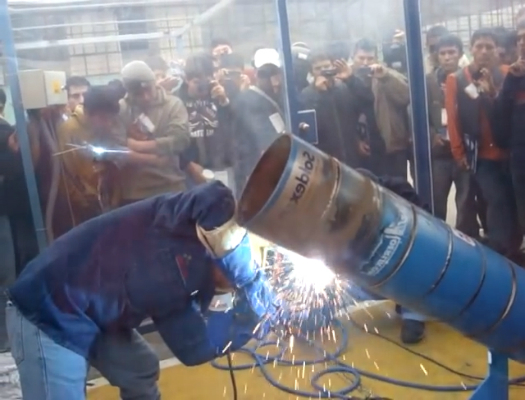 formacion de calderero tubero