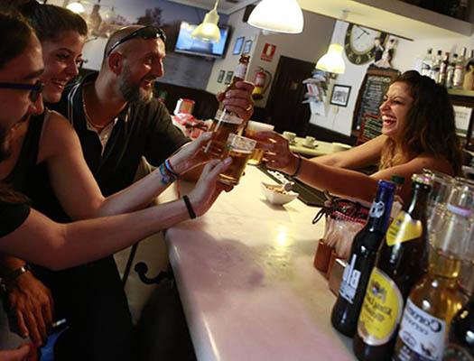 formacion camarero de restaurante bar