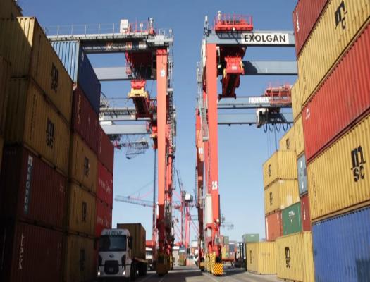 formacion de capataz de operaciones portuarias
