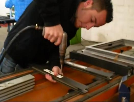 formacion de carpintero metalico y de pvc