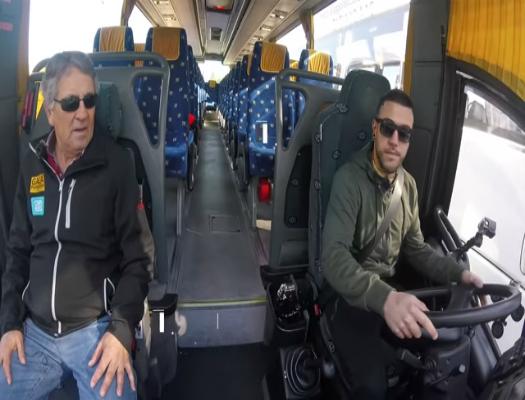 formacion de conductor de autobuses