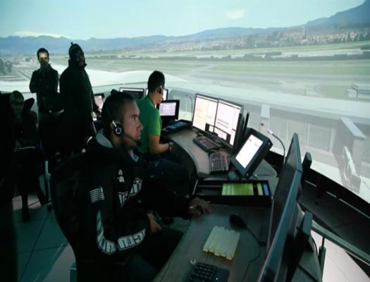 formacion de controlador aereo