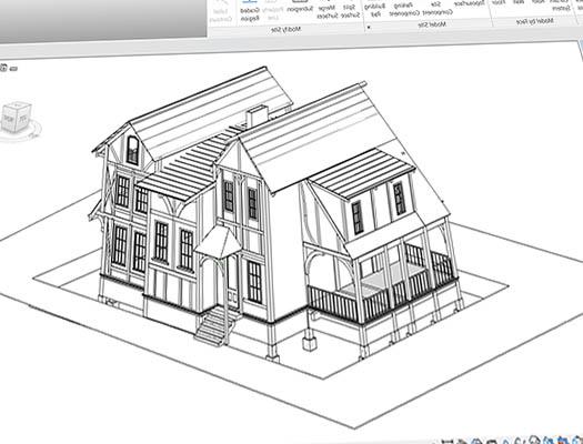 formacion de diseño arquitectonico con revit