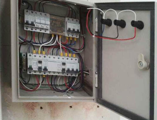 formacion de electricista de edificios