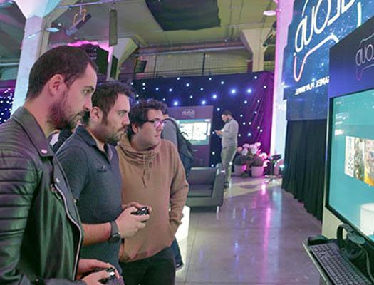 formacion de gestion de proyectos de videojuegos