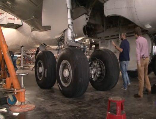formacion de mecanico de motores de avion