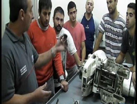 formacion de mecanico de motores nauticos y componentes mecanicos navales