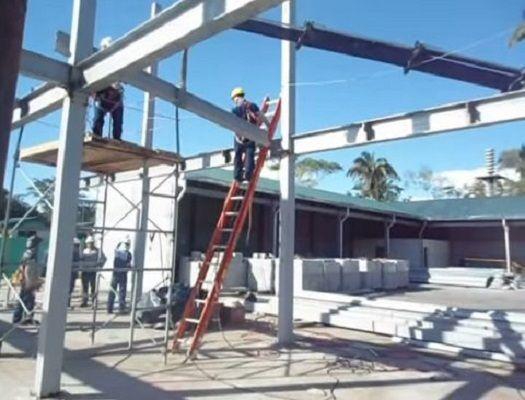 formacion de montador estructuras metalicas