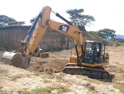 formacion de operador de maquinaria de excavacion