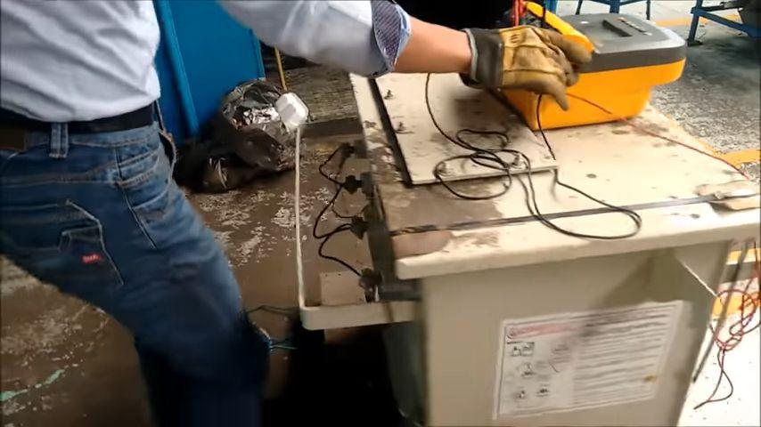 formacion de operario de subestaciones electricas de alta tension