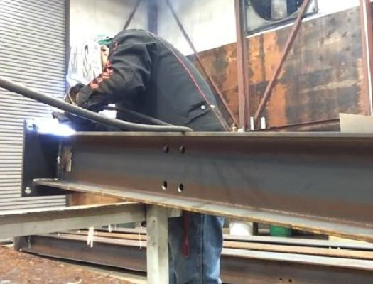 formacion de soldador de estructuras metalicas pesadas