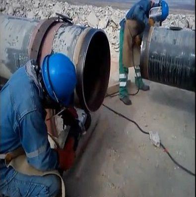 formacion de tubero industrial