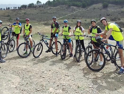 fp conduccion de actividades fisico Deportivas en el medio natural